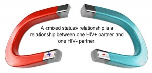 Magnetic dating: I'm HIV positive… but it's OK if you're not.