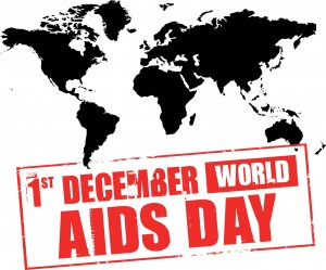 I won't wear a Red Ribbon on World AIDS Day. Maybe tomorrow.