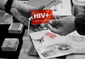 More hassle than crying toddlers: air travelling with HIV.